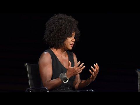 The mighty voice of Viola Davis
