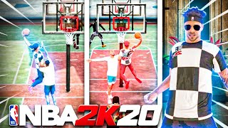 MY OFFENSIVE THREAT DOESNT MISS ON NBA 2K20! BEST BUILD, DRIBBLE MOVES & JUMPSHOT NBA 2K20
