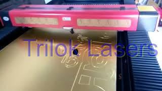 Laser Engraving & Cutting Machine TIL1325 1