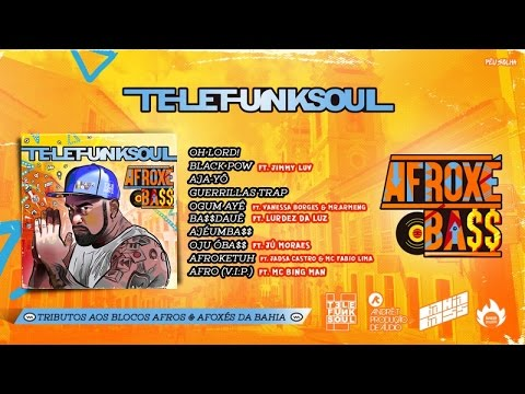 TelefunkSoul Ft. Jimmy Luv - Black Pow (Tributo ao Ilê Ayê)