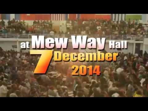 SCRF MewWay2014 Promo