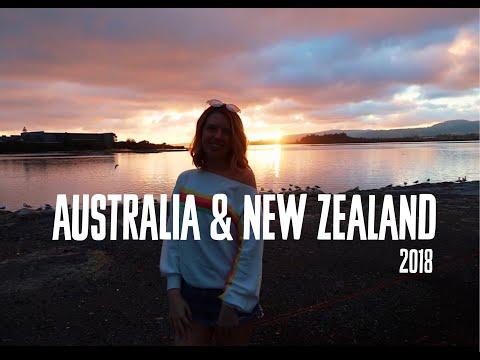 Australia & NZ VLOG!!