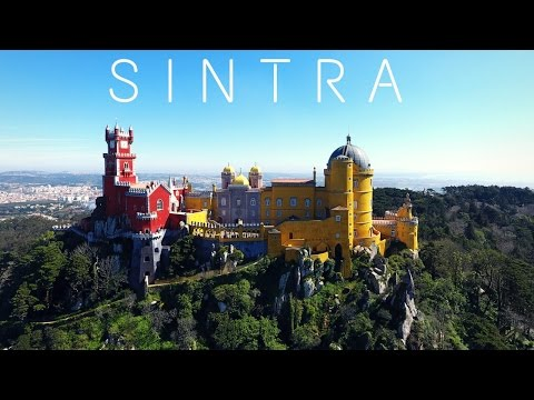 FAIRYTALE CASTLE IN REAL LIFE - SINTRA, PORTUGAL