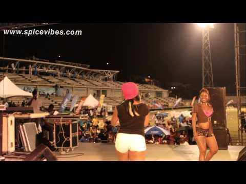 Destra Live in Grenada December 2012