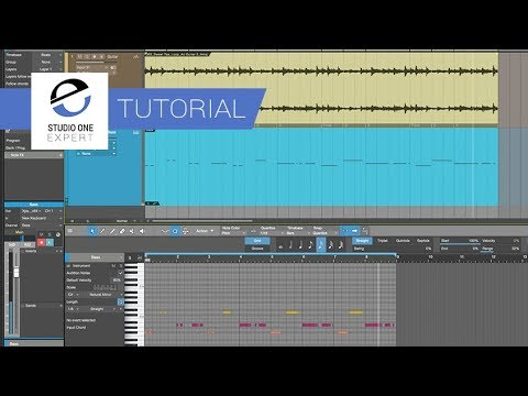 Studio One 4 - The Amazing Power Of The Chord Track