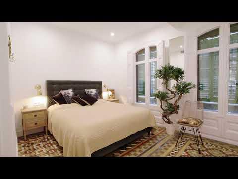 Luxury apartment with a terrace Carrer de Balmes Barcelona