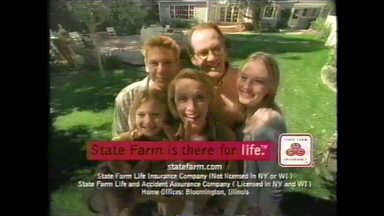 State Farm Life Insurance Commercial (1991) - YouTube