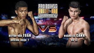 HBF 01: Highlight Văn Tuấn vs Lê Cảnh| Chiến thắng áp đảo của nhà vô địch Muay & Kickboxing Văn Tuấn