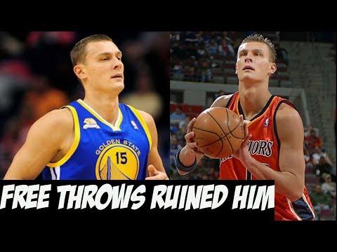 Was Andris Biedrins' NBA Career Ruined Because of Free Throws?