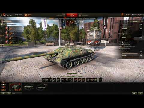 World of Tanks CZ (216.díl) - WZ-120-1 FT