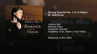Nocturne from String Quartet No. 2 in D Major