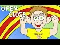 Open, Close! | Open Shut Them Song