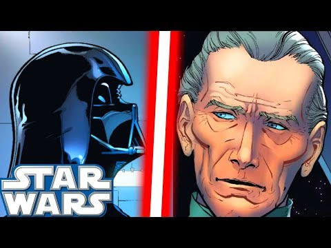 Sidious PROTECTS Tarkin From Darth Vader(CANON) - Star Wars Comics Explained
