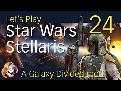 Star Wars Stellaris ~ 24 The Cato Neimodia Spaceport