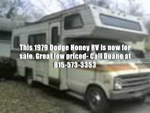 1979 Dodge Honey RV