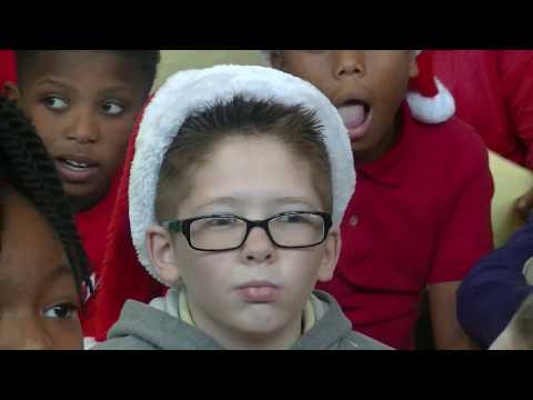 VLOG#41 PART 1 OF 2 CHRISTMAS PLAY SWEET WATER HIGH SCHOOL