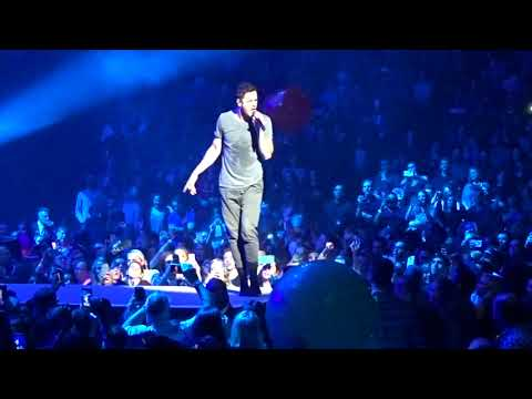 Imagine Dragons - Thunder (Live Dallas, TX at American Airlines Center November 13, 2017)