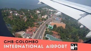 Flight Landing - Colombo International Airport | Srilankan Airlines