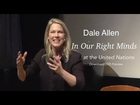 Dale Allen at the U.N. Commission on the Status of Women - Trailer