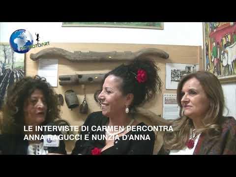 Le Interviste Di Carmen Percontra   ANNA RAGUCCI E NUNZIA D'ANNA