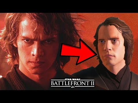 Star Wars Scenes BADLY RECREATED in Battlefront 2 Compilation thumbnail