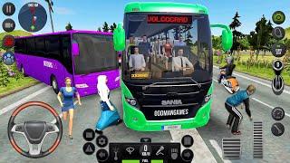 Bus Simulator: Ultimate - ¡Diversión conduciendo a Moscú! Juego de autobús para Android screenshot 3