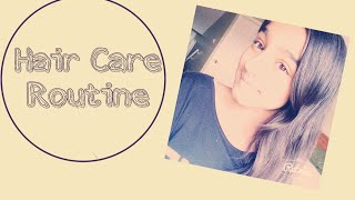 My Hair Care Routine !?! - VVPEACECANADA Thumbnail