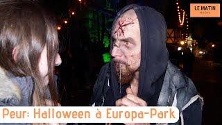 HALLOWEEN À EUROPA-PARK: «J'AIME TRAUMATISER LES GENS»