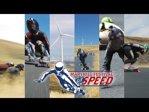 Maryhill Festival of Speed 2015 - Official Video