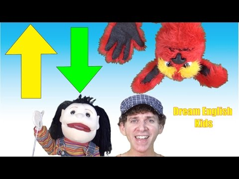Up Down Song | Learn English Kids | Preschool, Kindergarten, Learn English