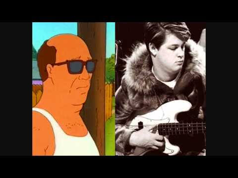 King Of The Hill Bill S Birthday Song D Youtube
