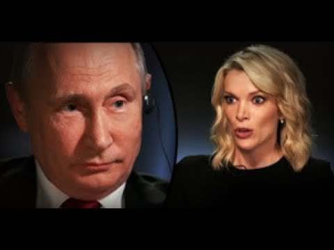 FULL Unedited Interview of Putin With NBC's Megyn Kelly