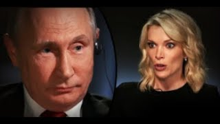 Interview of Putin With NBC's Megyn Kelly