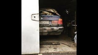 #TGT Renaissance: BMW E34 синяк (восстановление: кузов) 1 серия