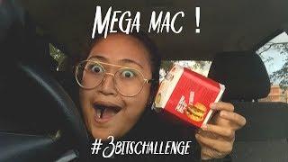 10. Mega Mac #3BITESCHALLENGE
