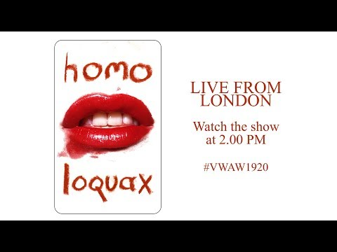 LIVE: Vivienne Westwood Autumn-Winter 19/20