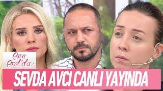Kendini Karoline olarak tanıtan Seda Avcı canlı yayında - 14 Eylül 2017