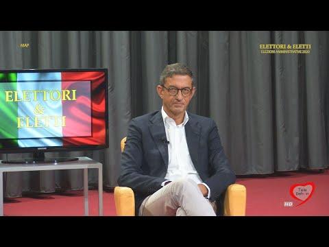 Elettori & Eletti 2020: Amedeo Bottaro, candidato centrosinistra sindaco di Trani