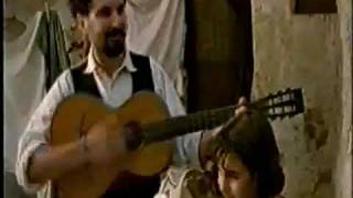 Amazing Tarantella Scene - film: [Pizzicata, 1995 - film directed by Edoardo Winspeare]