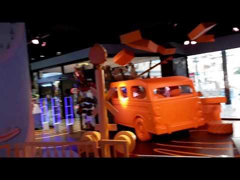 Nickelodeon parque en CC THADER MURCIA, 5 de enero de 2018.