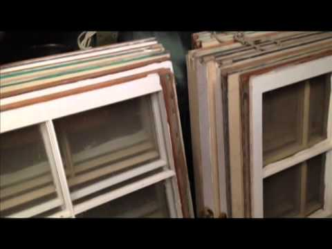 Building A Greenhouse Ep 10 Using Recycled Windows Step By Step