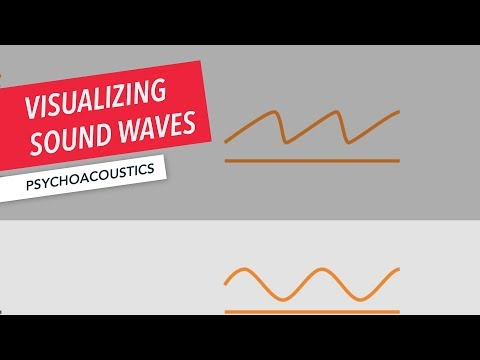 Psychoacoustics: Visualizing Sound Waves with Graphics | Sawtooth | Sine Wave | Susan Rogers
