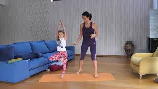 Йога для детей. Урок 7