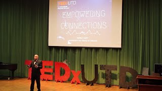 To Kill the Monster - Empowered Treatment of Eating Disorders | Steven Dunn | TEDxUTD