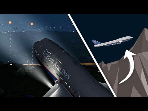 Boeing 747 Almost Crashes Into San Francisco   United Airlines Flight 863