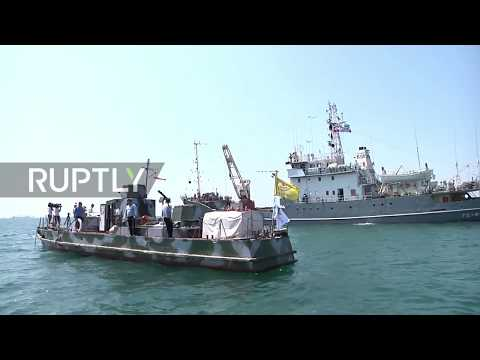 Russia: Search teams embark on mission to find sunken WW2 warships in Black Sea