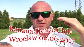 Pudzian Band - Zaprasza do Banana Dance Club 02.06.2017
