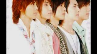FIVE AS ONE (Original FanSong For SS501)