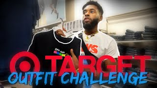Target Outfit Challenge $100 Limit & FAKE OFF WHITE???