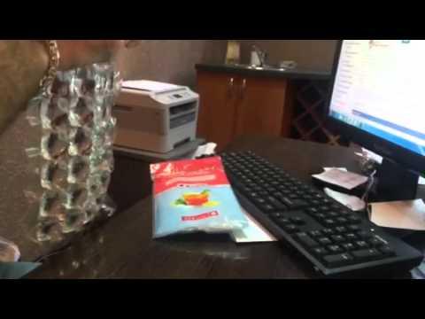 Пакеты для льда в форме шариков. 224 ячейки - YouTube
